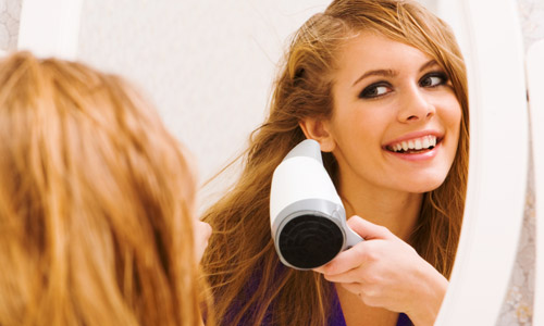 10 Ways To Style Your Hair