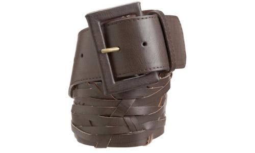 Weaves belt