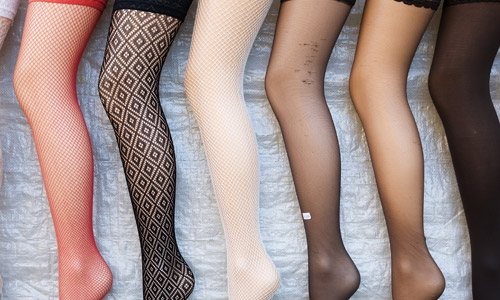 The Right Season To Wear Tights