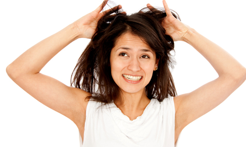 How To Fix A Bad Hair Day In A Rush