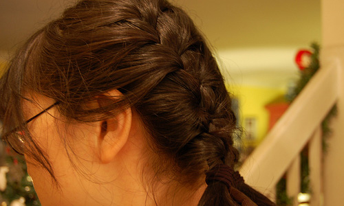 Out-of-the-bed Braid