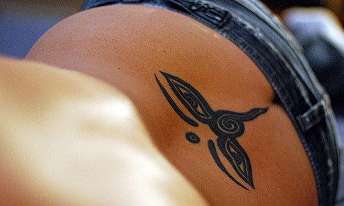 7 Best Tattoo Locations On The Female Body