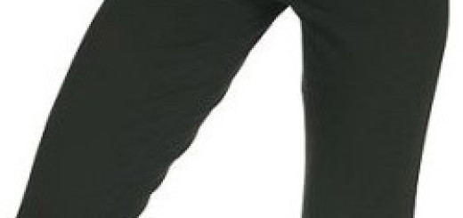 Cotton Spandex Full Length Dance Workout Pant
