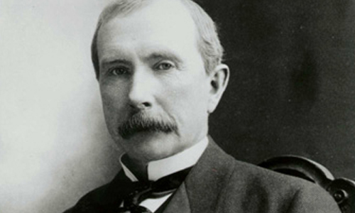 He Was The Richest Man Of The World- 8 Facts About John D. Rockefeller