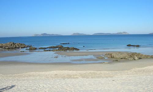 Las Islas Cíes, Spain