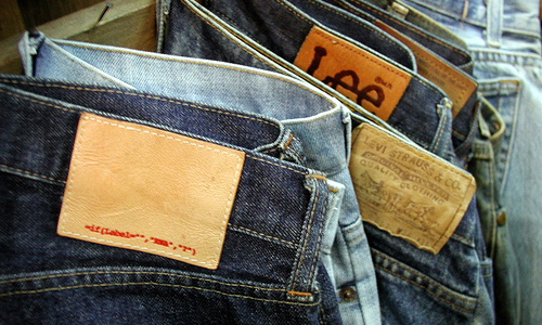 Denim brands