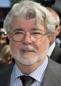 George Lucas and the Droid Figure (1982)