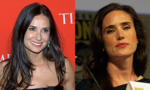 Jennifer Connelly & Demi Moore