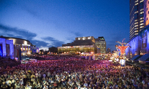International Jazz Festival in Montreal, Canada