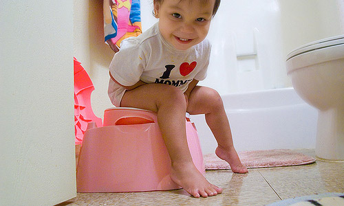 Follow These 5 Tips To Make Your Child's Potty Training Hassle Free