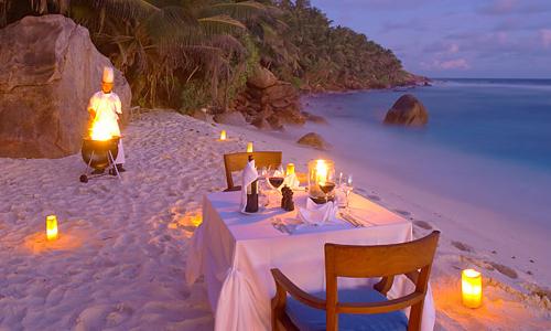Fregate Resort, Seychelles