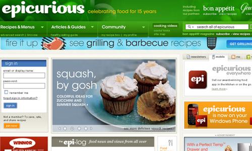 Epicurious.com