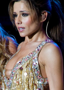 <h4>5. Cheryl Cole's secret to getting slim</h4>