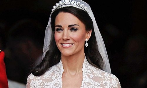 5 Facts You Didn't Know About Kate Middleton