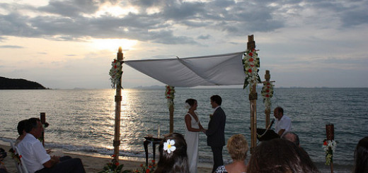 5 Ideas For A Perfect Beach Wedding
