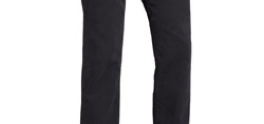 Slim fit, medium rise jean