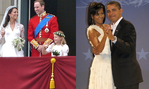 Are William & Kate More Popular Than Barack & Michelle?
