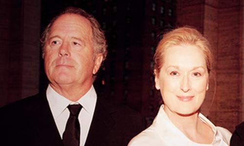 Don Gummer & Meryl Streep