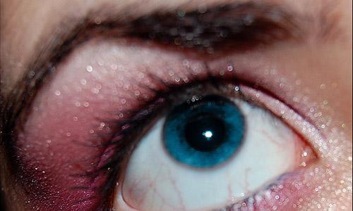 Makeup Tips For Blue Eyes