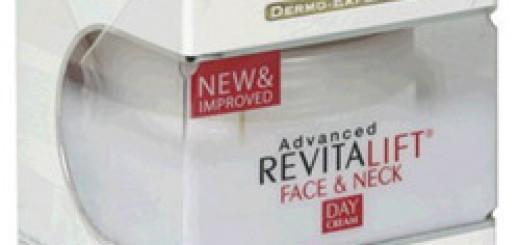 L'Oreal Paris Advanced RevitaLift Face and Neck Day Cream