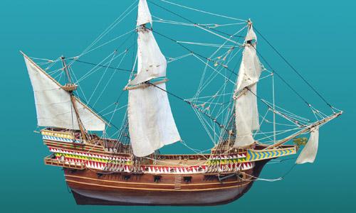 A Wind Ship