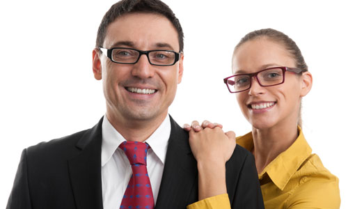 Do You Work In The Same Office With Your Husband? How To Deal With It?