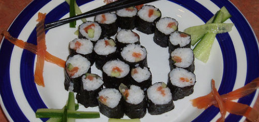 Top 5 Reasons To Love The Japanese Delicacy, Sushi