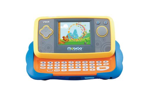 V-Tech MobiGo Touch Learning System