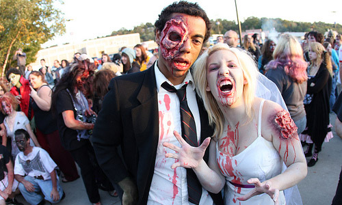 Top 7 Couples Halloween Costume Ideas For 2011