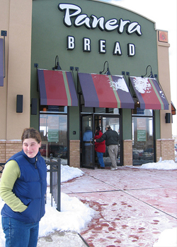 Panera Bread Fast Food Restaurant Network