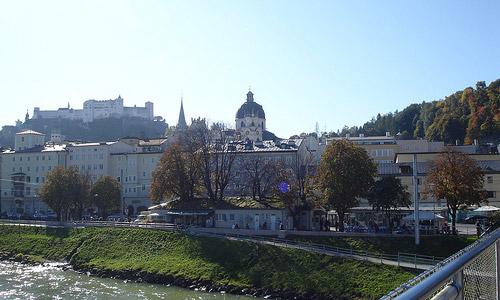 Salzburg and Vienna, Austria