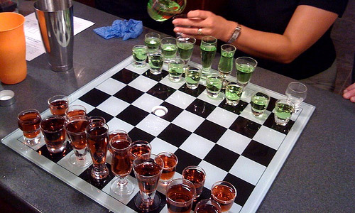 5 Fun Drinking Games for The Holiday Season