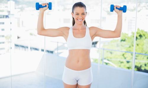 Tone Your Arms With These 4 Exercises