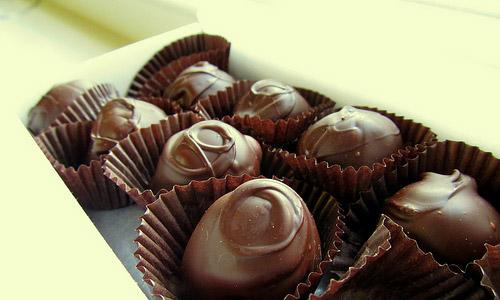Top 5 Health Benefits of Dark Chocolate