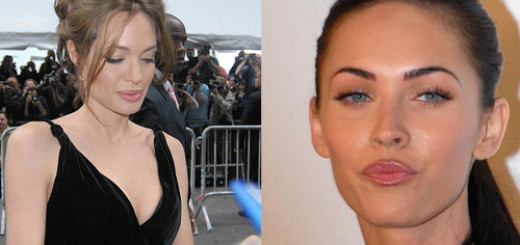 Angelina Jolie vs. Megan Fox