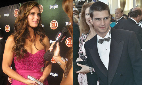 <h4>1. Brooke Shields vs. Tom Cruise</h4>