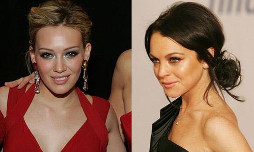 Hilary Duff vs. Lindsay Lohan