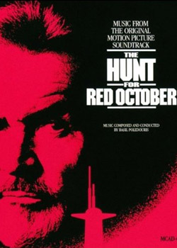 'The Hunt for Red October' by Tom Clancy
