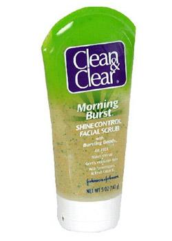 Clean & Clear Morning Burst Shine Control