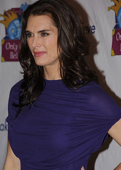<h4>5. Brooke Shields</h4>