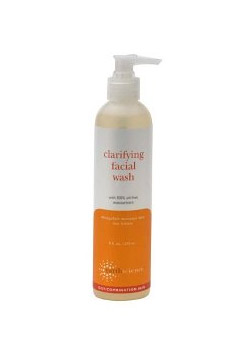 Earth Science's Clarifying Face Wash