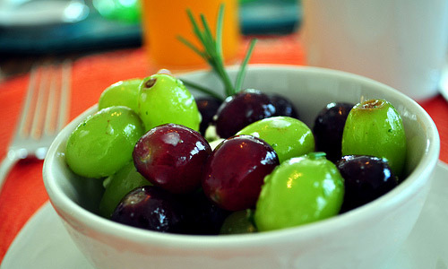 3 Benefits of Grape Seed Oil
