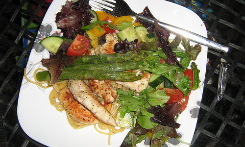 4 Delicious Diet Foods