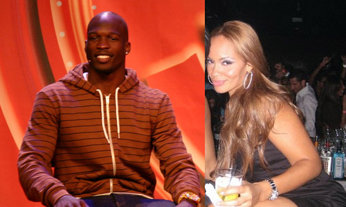 Evelyn Lozada and Chad Ochocinco