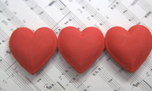 10 Most Romantic Valentines Day Songs