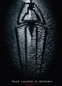 <h4>5. The Amazing Spider-Man</h4>