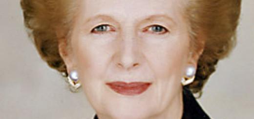 Margaret Thatcher (1925-till present)