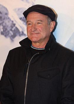 6. Robin Williams