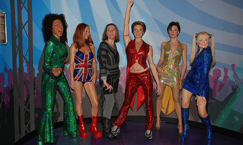 Want to Know More About Your First Favorite Band Spice Girls?