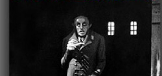 Nosferatu - The Shadow - 1922